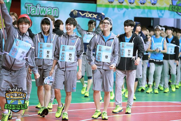 Idol Athletic Sports Championship Official Photos+ 150924 #틴탑 at Gimpo Airport (Arrival) PHOTOS