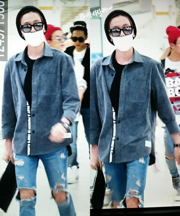 #틴탑 at Gimpo Airport (Arrival) PHOTOS