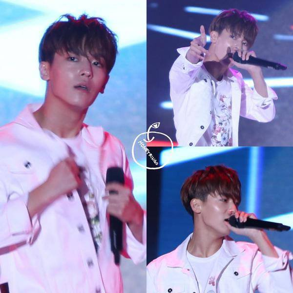 #틴탑 at Cheonan World Dance Festival 2015 PHOTOS