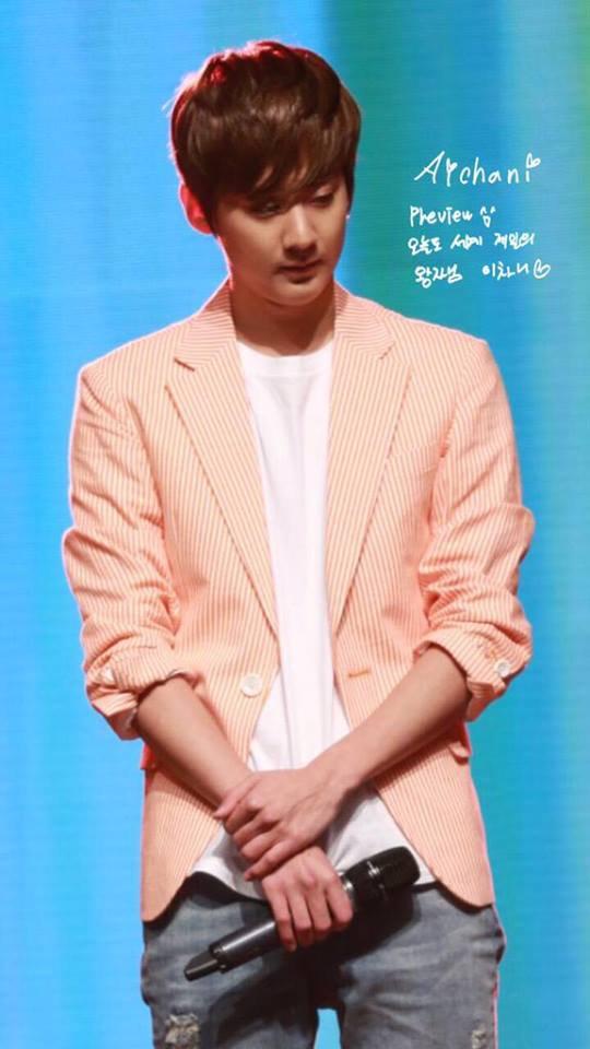 #틴탑 <MBC Chuncheon, Hongcheon Hibiscus Festival>PHOTOS