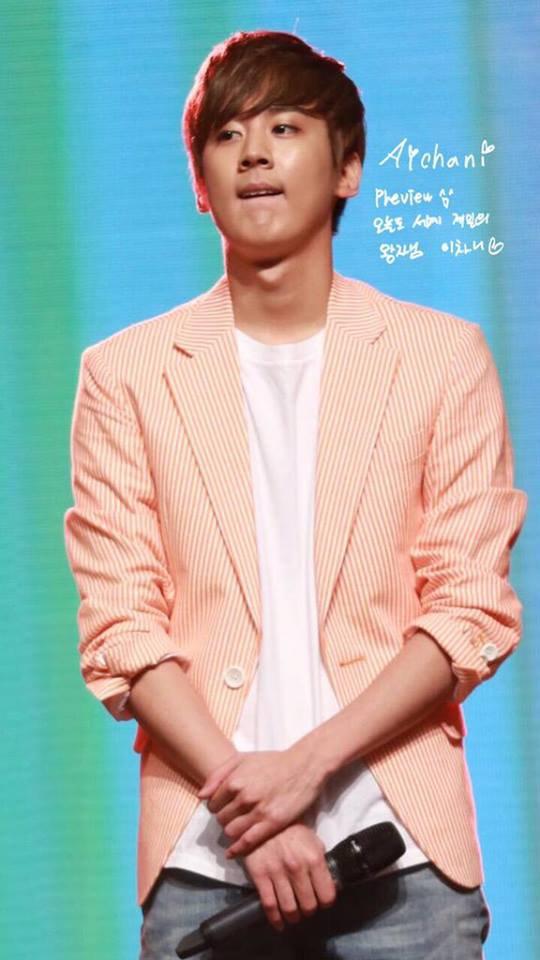 #틴탑 <MBC Chuncheon, Hongcheon Hibiscus Festival>PHOTOS+ 3 vidéos focus Chunji