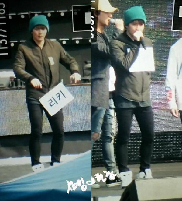 151016 MBC Three Wheels Preview (NIEL)+151016 TEEN TOP - Ah-Ah & Rocking at Music Bank