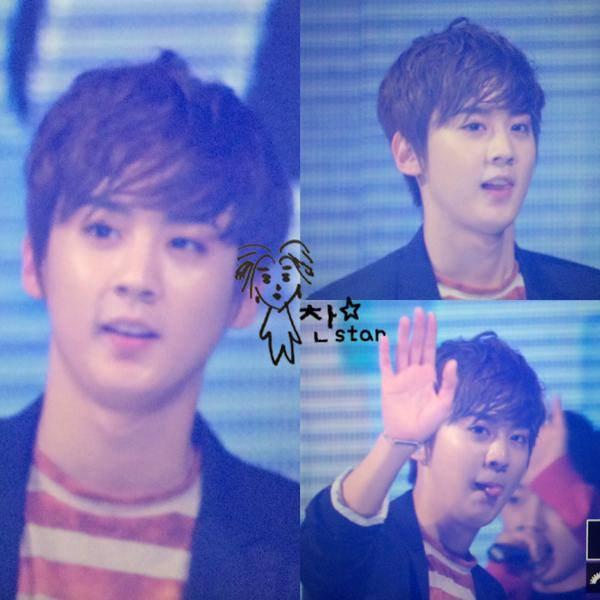 "151016 Shinheung Culture Concert PHOTOS+151016 # TEENTOP♥ Angel ""Warming Up Event"" >> +"