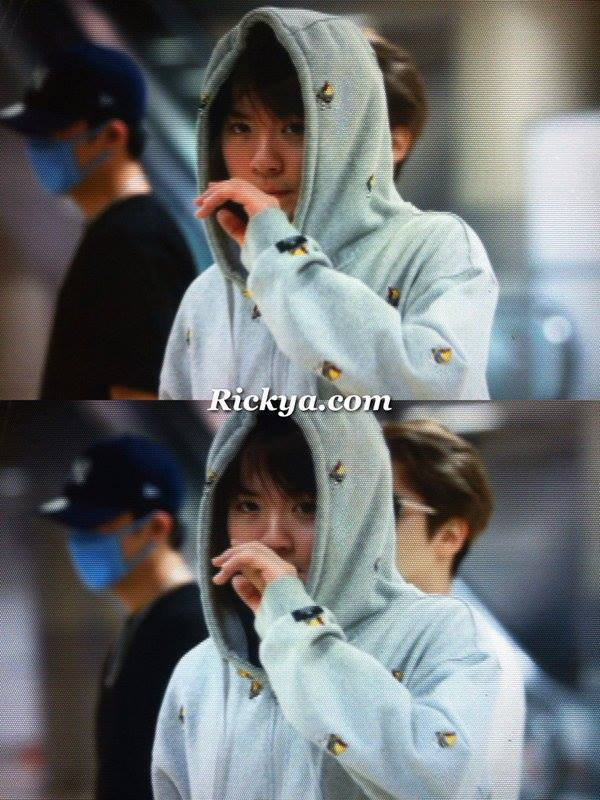 151025 TEEN TOP Arriving at Gimpo Airport from Jeju PHOTOS