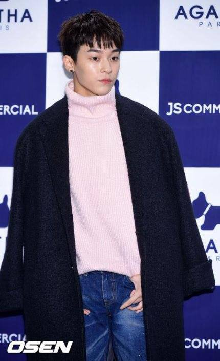 [NEWS PHOTO] 151027 AGATHA BAG 2016 EDITION SHOW & PARTY (L.Joe)+