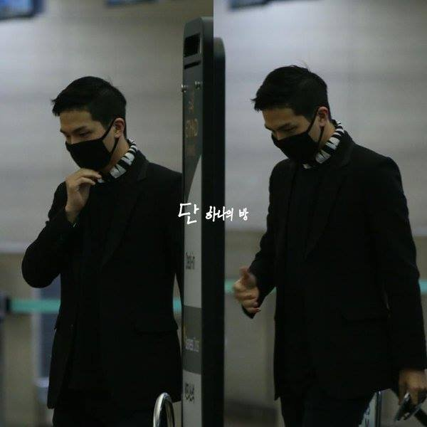 151105 TEEN TOP at Incheon Airport heading to Dubai PHOTOS