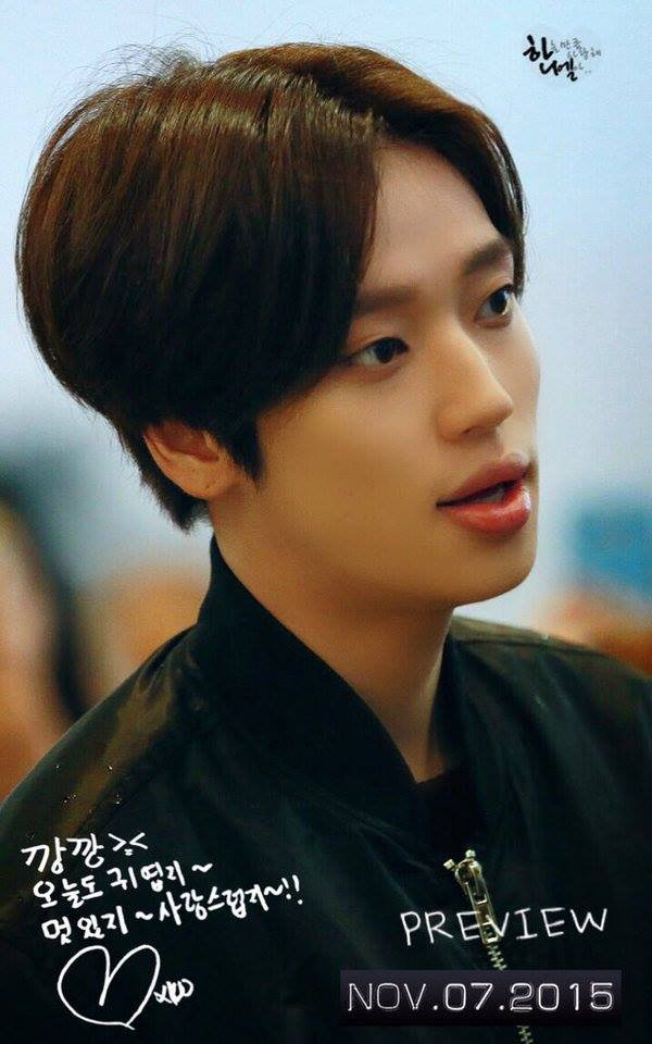 151107 TEEN TOP at Gimpo Airport heading to Jeju Island PHOTOS