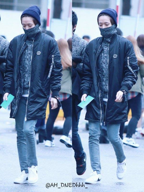 151123 #틴탑 at KBS for Immortal Song 2 (Recording) PHOTOS