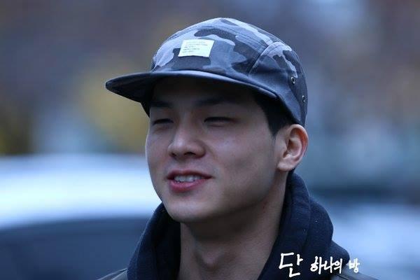 151123 #틴탑 at KBS for Immortal Song 2 (Recording) PHOTOS