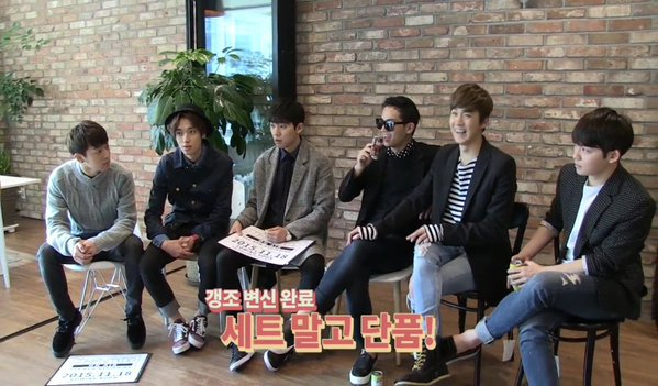[ENG SUB] Running Man Ep 274 - kwang soo & Teen Top Niel in the camp+ 151124  Teen Top Japon mensage Ljoe+ 151125 TEEN TOP ON AIR THE NEW BEGINNING EPISODE 2