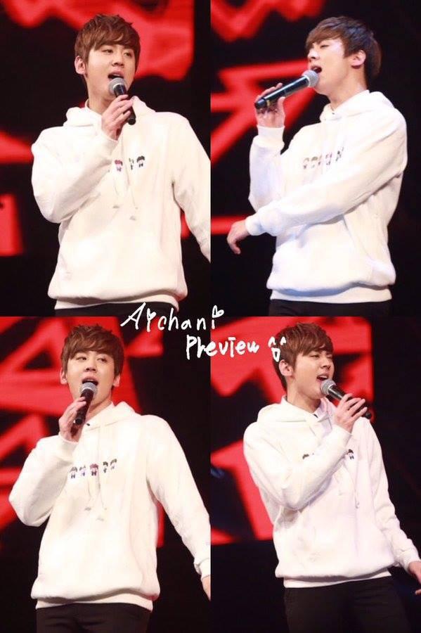 #틴탑 <TEEN TOP Official 4th Angel Fanmeeting> PHOTOS