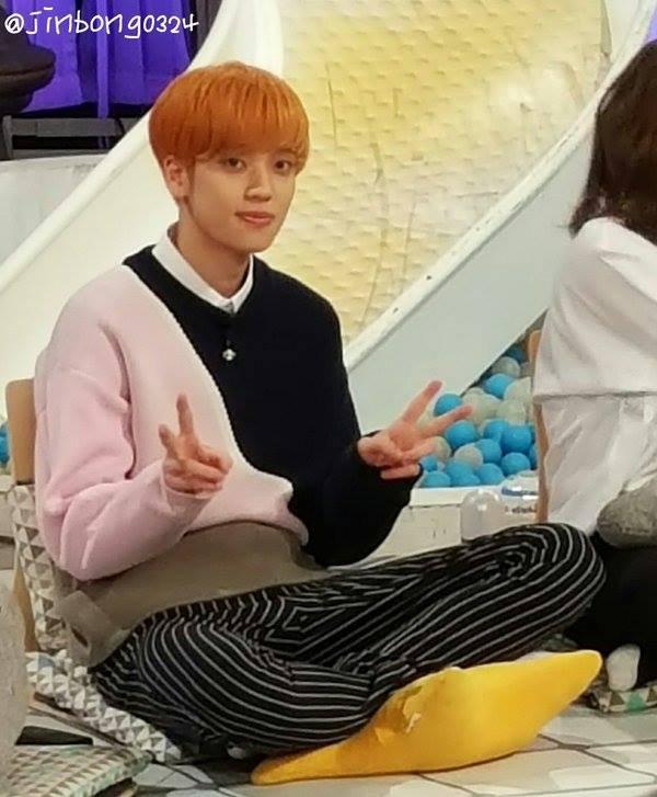 #Niel <KBS Hello Counselor> (Recording) #틴탑 #니엘 PHOTOS