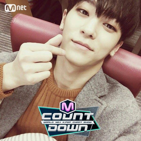 160121 MCountdown TEENTOP #틴탑 Comeback Stage - Please Dont Go+ #틴탑 MnetMcountdown's Selca #사각지대 photos