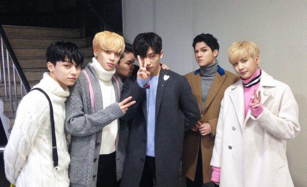 [뮤뱅160122] 틴탑(TEEN TOP) - 사각지대+160122 Music Bank  TEENTOP Comeback Stage  - Warning Sign +  #TEENTOP  'Please Don't Go'  @ Cultwo Show