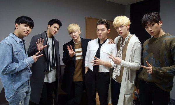 #틴탑 <COEX Fansigning Event> #사각지대