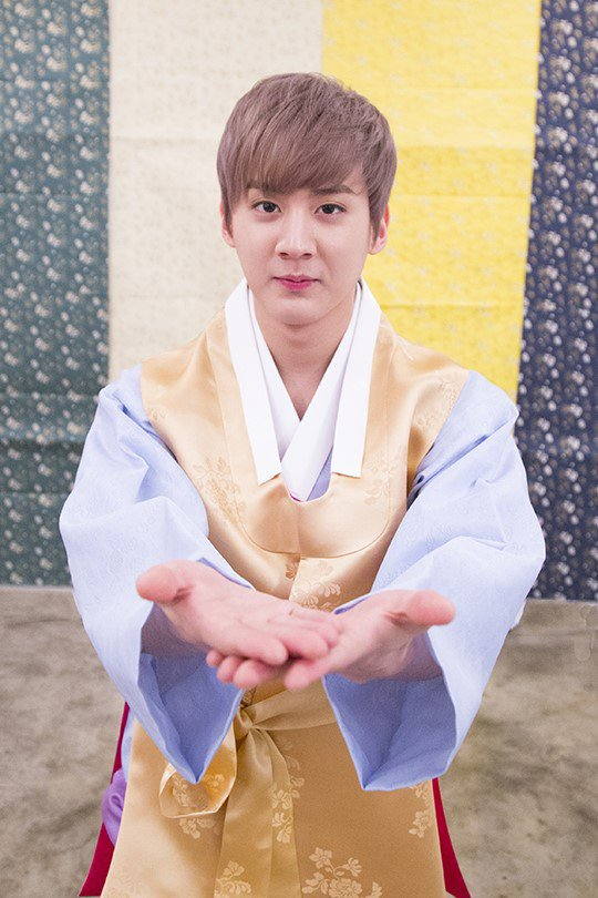 160207 Starcast TEEN TOP Lunar New Year Story+