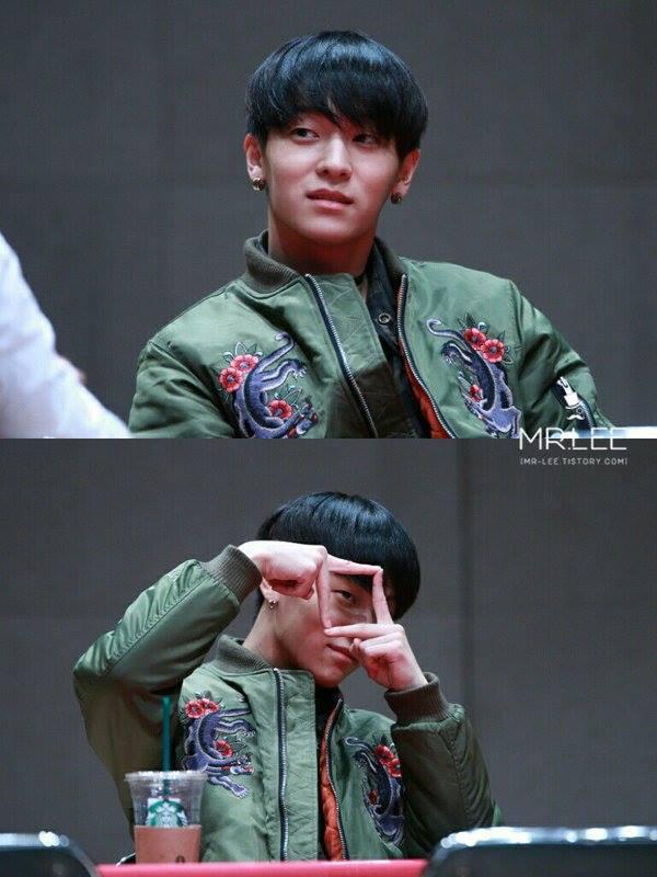 """165 photos sur Facebook dans l'album """" TEEN TOP <Mokdong Fansigning événement"""