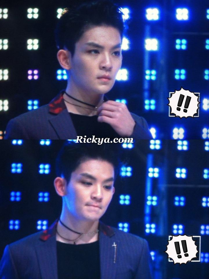 "photos RICKY in the album ""160225 TEEN TOP at  KFM Open Concert"""