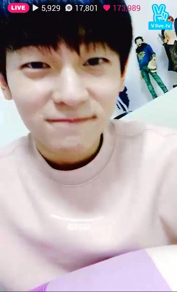 [16.04.26] #TEENTOP #틴탑 #Ljoe #엘조 #딴따라 V App PArt 2