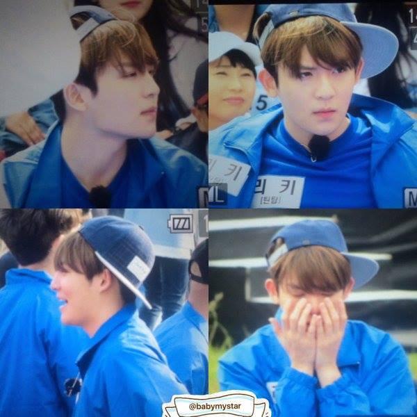 #Ricky Let's Go! Dream Team in Jeju Island (Recording)