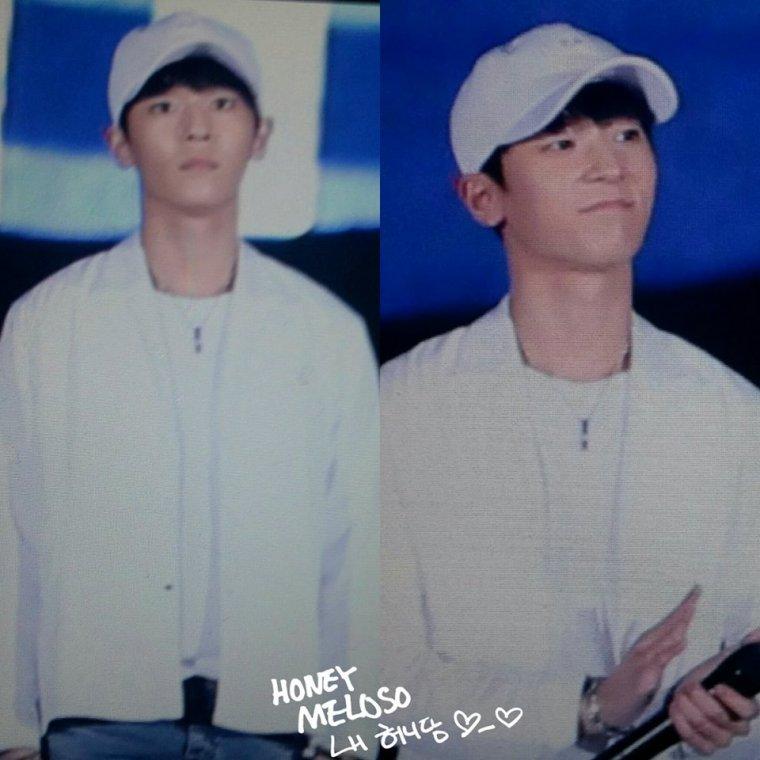 ] 160609 TEEN TOP at Gangwon Sports Festival #틴탑