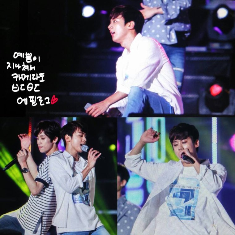 TEEN TOP at Hope Concert #틴탑