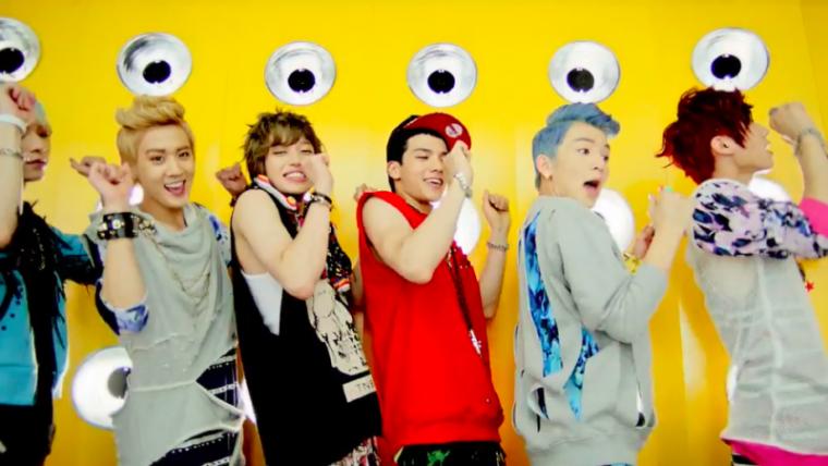 """Teen Top dévoile le MV de """"Love Comes"""" pour fêter son sixième anniversaire"""