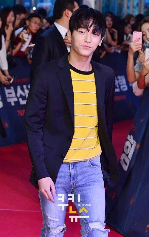 2016 TEEN TOP CHOREOGRAPHY - 우린 문제 없어+ #틴탑 #LJoe <'Train to Busan' Movie VIP Premiere>