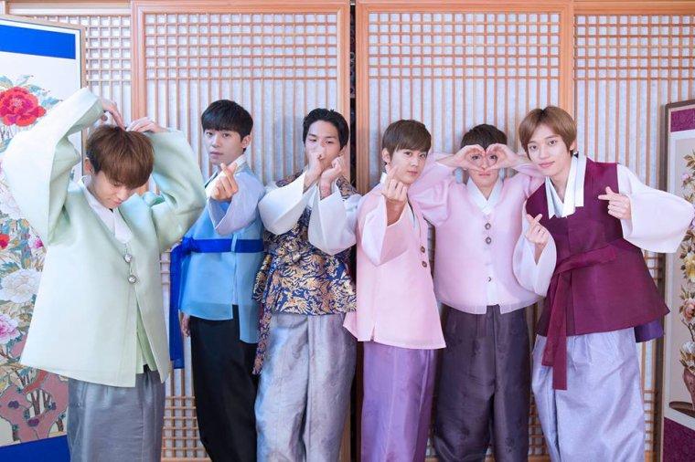 Bonne Chuseok de la famille des médias TOP!+ vidéo salutations de Chuseok Teen Top+160914 Chuseok greeting from TOP★