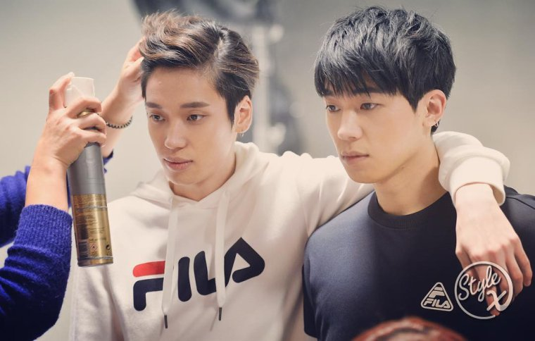 PHOTOS TEENTOP 22/12/2016