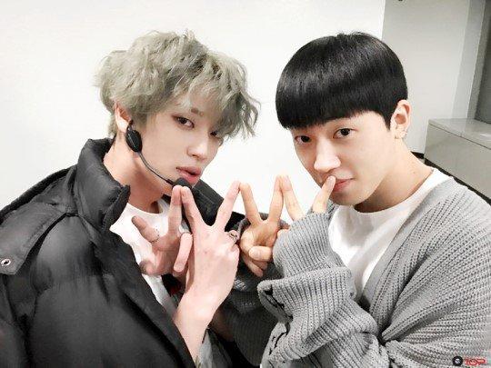 TEEN TOP ON AIR - 다 멋있는 니엘(NIEL)의 '날 울리지마' MV 현장+