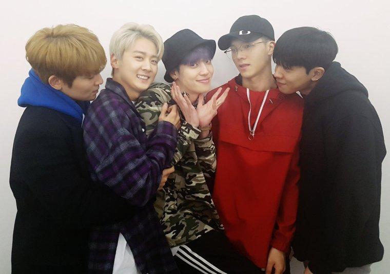 Teen Top annoncent leurs plans pour revenir à 5 membres+LES TEENTOP A 5 SANS L.JOE