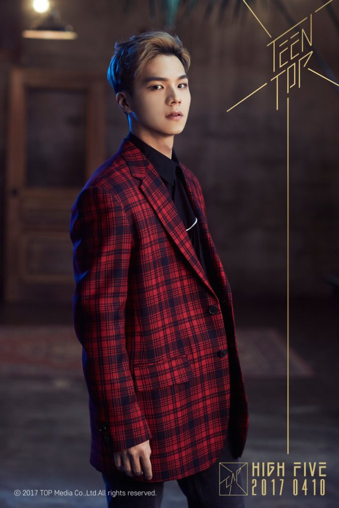 #TEENTOP #HIGHFIVE #CHUNJI MOVING PHOTO +TEENTOP #HIGHFIVE #CHANGJO  MOVING PHOTO 170410 + JACKET IMAGE 170410