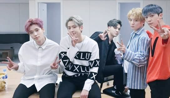 TEEN TOP ON AIR - Vif fan ANGEL CINQ: Angel+ 170410 Starcast - 'Love is' Fi rst Broadcast and Mini Fanmeeting+ 170411 TEEN TOP ON AIR - At 'HIGH FIVE' Showcase