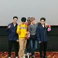 #TEENTOP Movie Date Event w/ANGEL