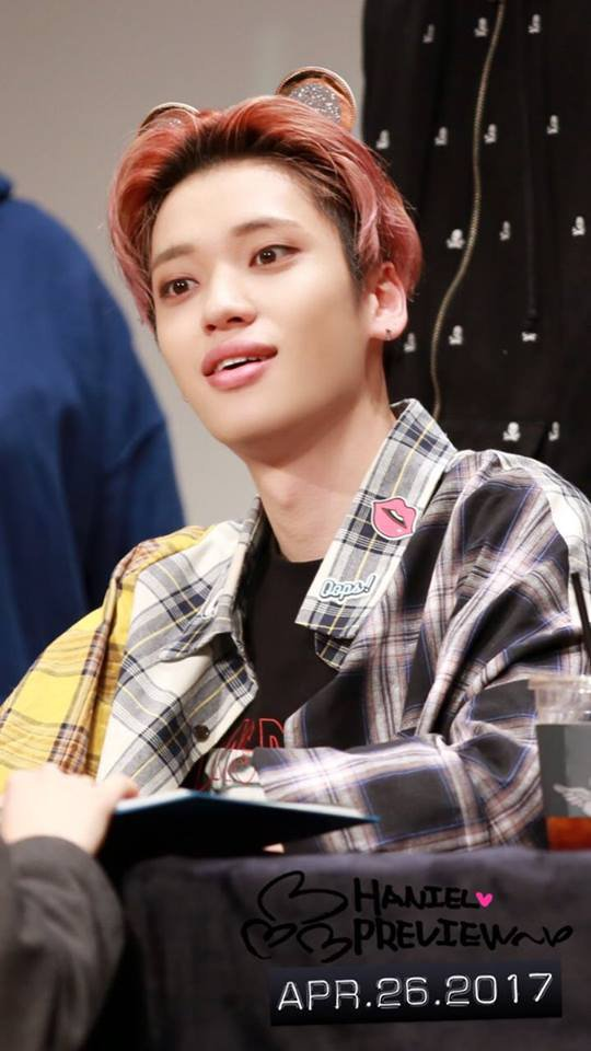 """""""PUISSANT"""" TEEN TOP (Teen Top) - L'amour est (drôle?) @ Inkigayo musique populaire 2017 0430+170429 YeongDeungPo 'HIGH FIVE' Fansigning Event"""
