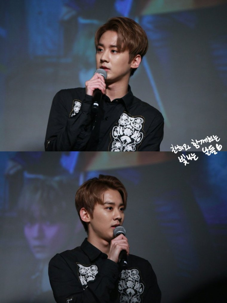 170520 TEEN TOP 2EME ALBUM COMPLET promotion Shinjuku Alta Event Theatre PHOTOS