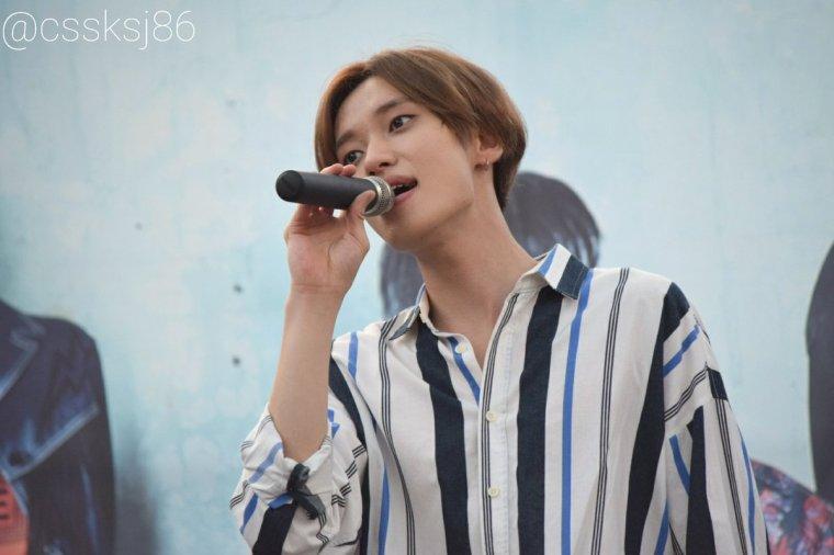 170707シス21 Nagoya Amé Cafetalk -  #  TEENTOP  photos+TEEN TOP ON AIR - Teen Top '7' Lucky Guy concours anniversaire+