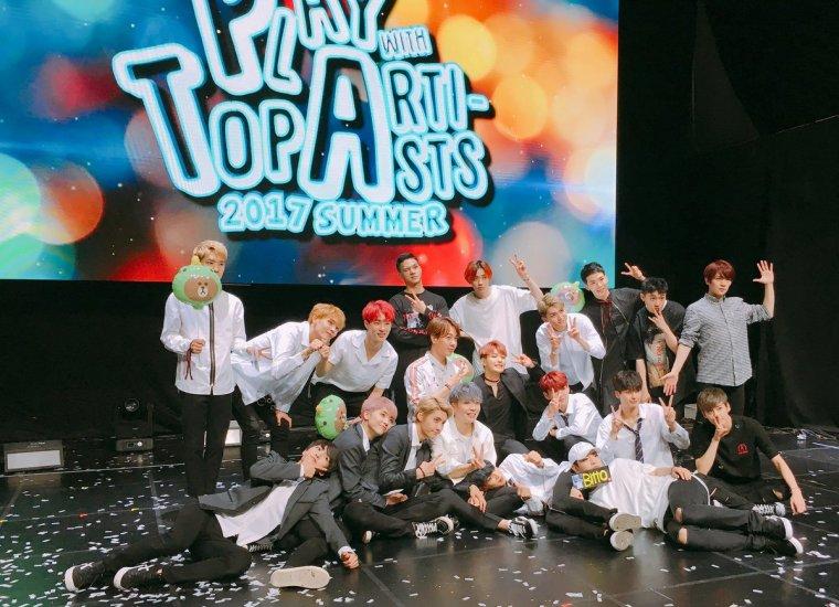 170 730 'PTA le Après le Show' # Teen Top PHOTOS