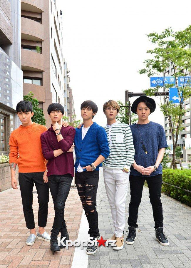 membres groupe kpop  THE BOSS DGNA