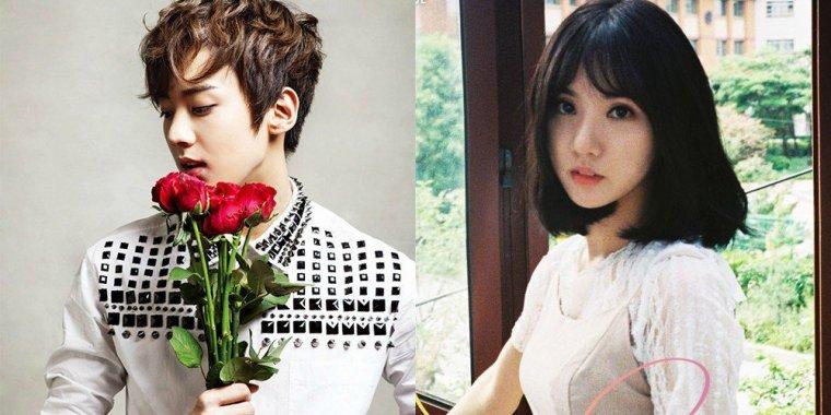 L'Eunha et Chunji de G-Friend et TEEN TOP forment une unité de duo de projet