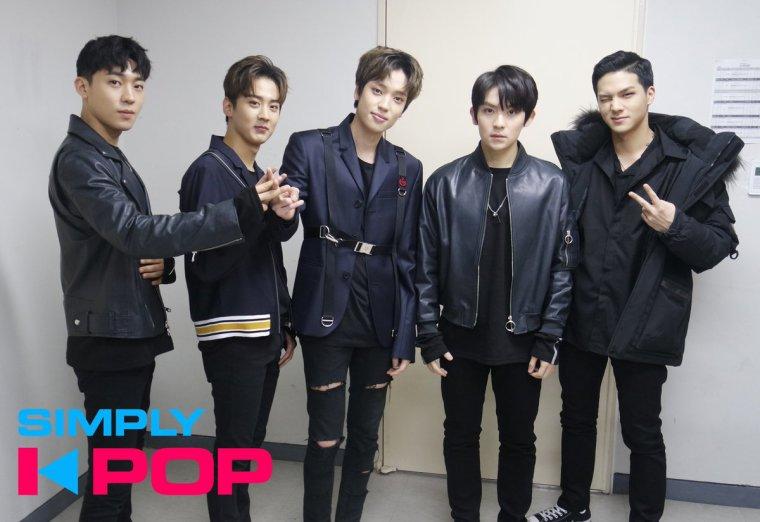 180223 TEEN TOP @TEEN_TOP #틴탑 @ A-POP Concert PHOTOS ET VIDEOS