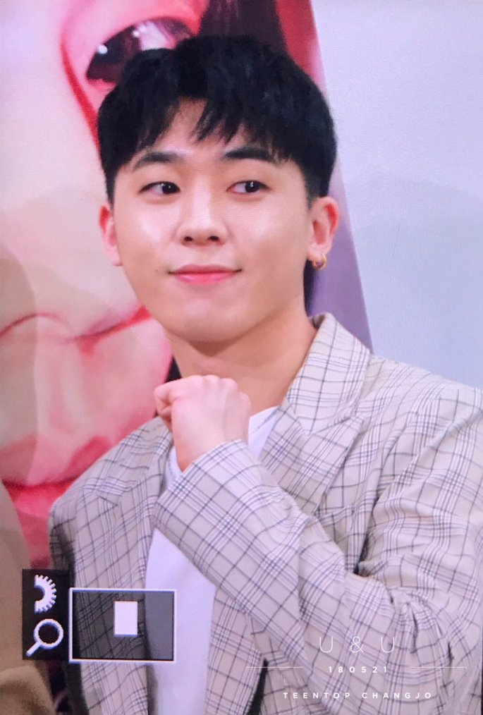 TEEN TOP (틴탑) Fan Réunion à Hong Kong 20180521:PHOTOS