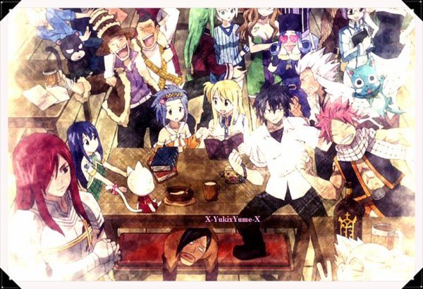 ...Fairy Tail ...