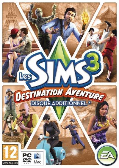 Les Sims 3 Destination Aventures