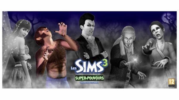 Maintenant Les Sims on des Pouvoirs