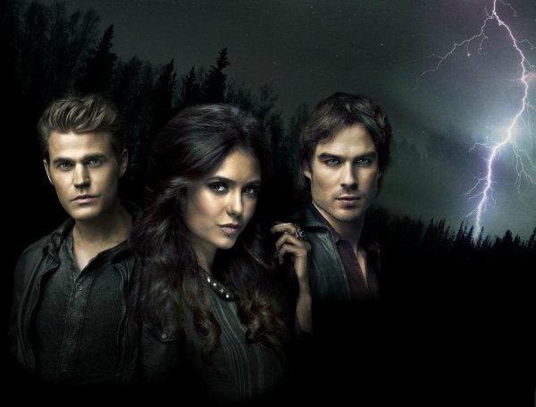 Des Nouvelles de Vampire Diaries