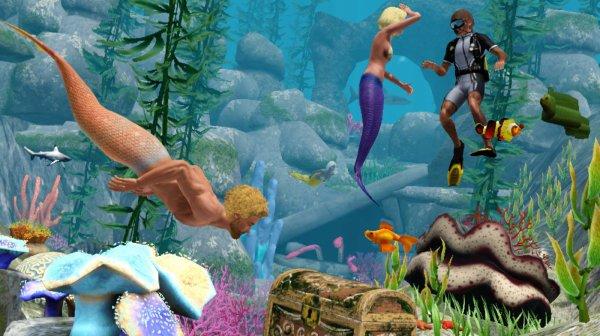 Les Sims 3 Iles de Reves