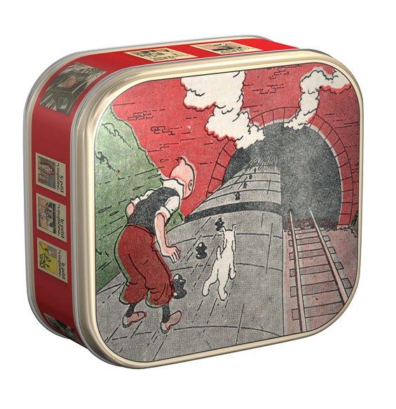 Delacre et Tintin s'associent une nouvelle fois pour vous proposer des boîtes pleines de gourmandises.