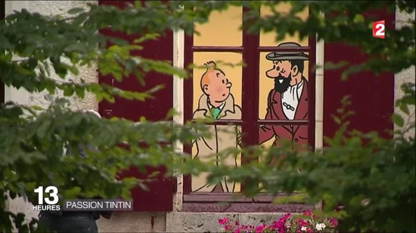 Passion Tintin épisode 5